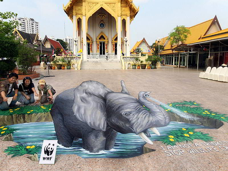 World Wildlife Fund - Bangkok Thailand