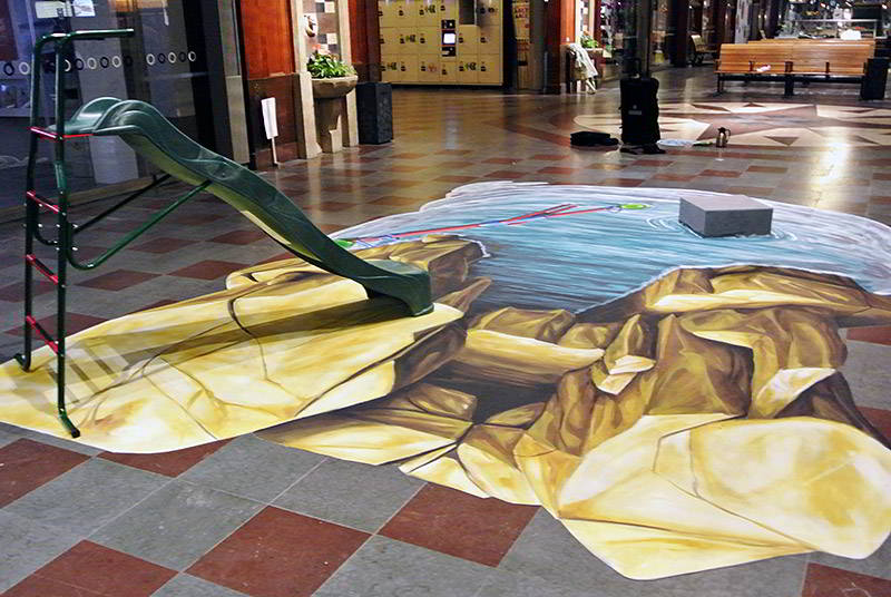 3d-streetart-3d-straattekening-3d-chalk-art-3d-straattekenaars-pavement-art-sweden-2