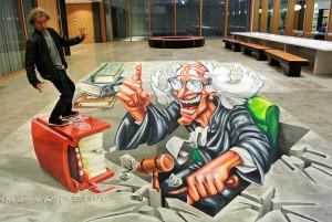 3d-street-art-3d-streetpainting-remko-van-schaik-radboud-universiteit-nijmegen-1