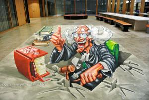 3d-street-art-3d-streetpainting-remko-van-schaik-radboud-universiteit-nijmegen-2