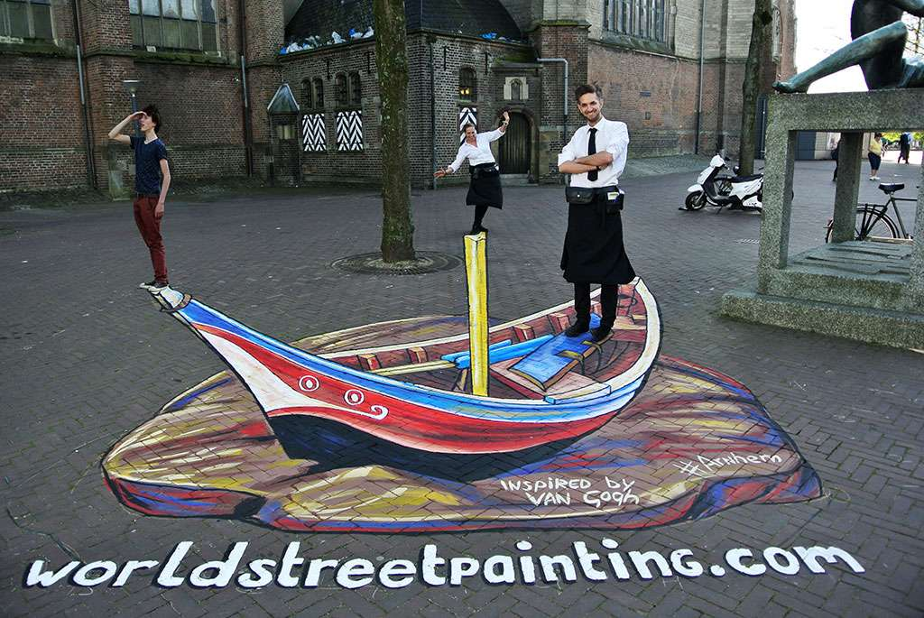 3D Intro Worldstreetpainting 2015