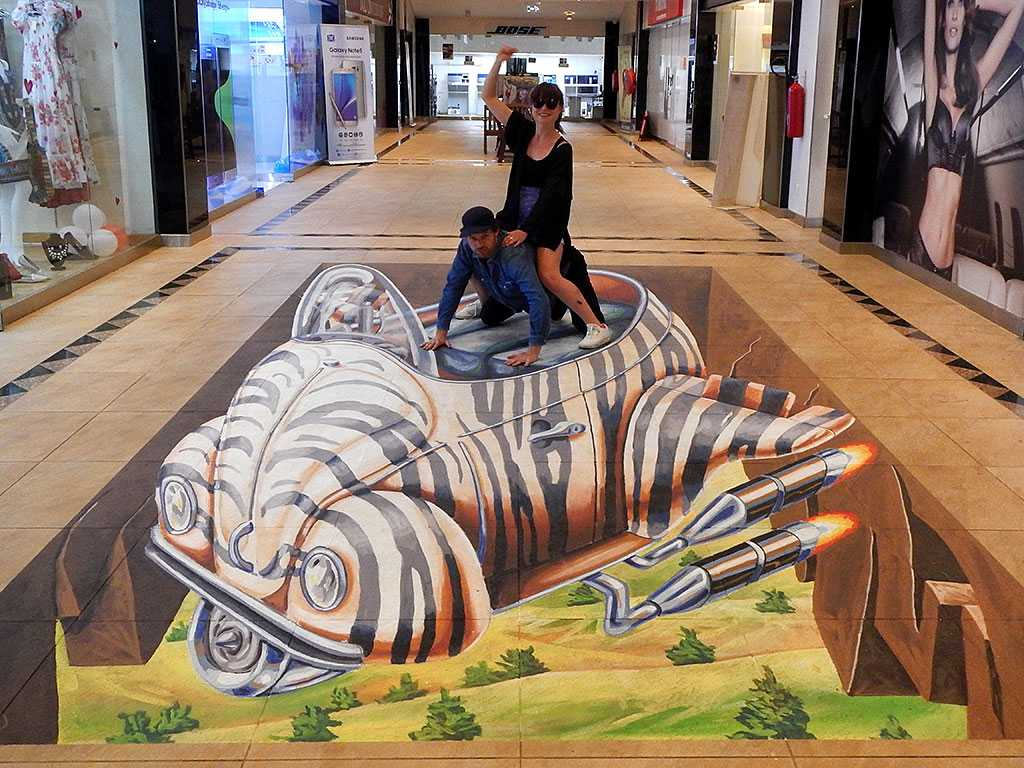 3d-streetpainting-3d-flying-safari-remko-van-schaik-3d-street-art-festival-wall-2-Mall-nairobi-kenya-5