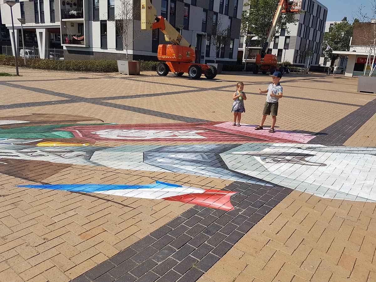 3d-streetpainting-3d-boat-plein-53-rotterdam-remko-van-schaik-3